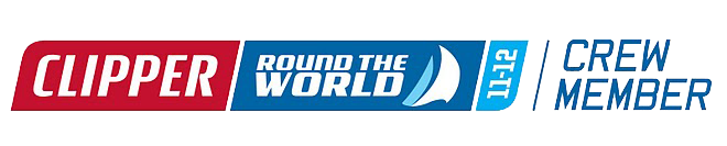 clipper round the world race 2010-2011 crew member banner
