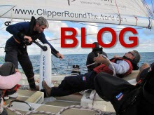 ian geraghty clipper round the world race blog